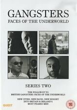 Gangsters Faces of the Underworld Series 2 New but UNSEALED 2-DVD Set Region 2
