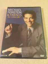 Michael Feinstein & Friends Live In Concert Classic Songs Sealed New OOP 2005