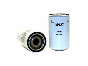 For 1992 Hino SG20 Oil Filter Full Flow WIX 35914ZZ