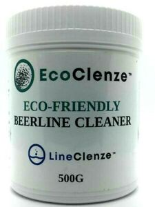 EcoClenze | LineClenze | Beer/Wine Equipment Cleaning Powder | 500g