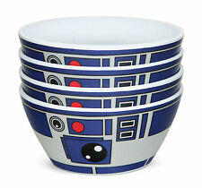 Star Wars - R2-D2 Bowls Set of 4 - Star Wars Bowls Set of 4 - Star Wars Kitchen