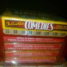 The Great Radio Comedies 4 Original Broadcasts 9 Funniest Shows Cassette Box Set
