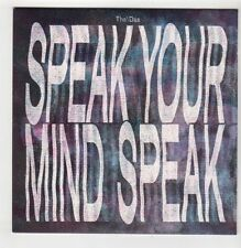 (GS232) The Das, Speak Your Mind Speak - 2013 CD