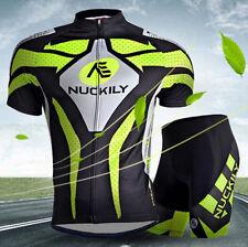 Mens Hero Cycling Jerseys Uniforms Short Sleeve Bicycle Wear Biking Clothing Hot