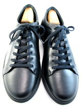 "Allen Edmonds ""CANAL COURT"" Men's Dress Sneakers 11 D  Black  (500)"