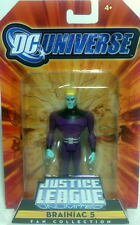 DC Universe JLU LEGION of SUPER HEROES BRAINIAC 5 EXCLUSIVE FIGURE MIP