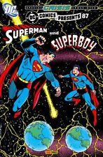 DC Comics Presents # 87-Superman + Superboy - 777 ex Comic Action 2006-Top