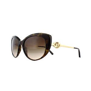 Bvlgari Sunglasses BV8141K 519313 Havana Gold Brown Gradient