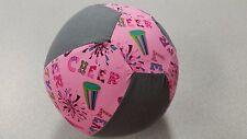 Balloon Ball Cover – CHEER LEADING ~ PINK  - Handmade in Australia
