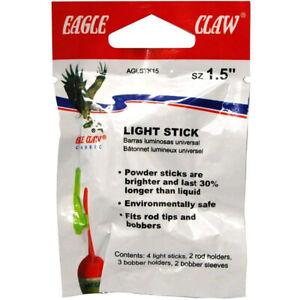 "Eagle Claw 1.5"" Light Sticks"