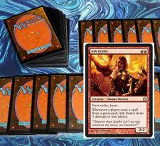 mtg RED STRIKE DECK Magic the Gathering rare 60 cards + ash zealot mindsparker