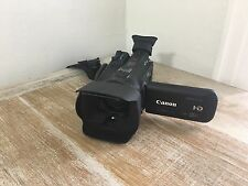 Canon Vixia HF G30 Camcorder Black Minimal Use Excellent Condition w Accessories