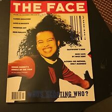 VINTAGE ART/FASHION MAGAZINE THE FACE  V2N2  NOVEMBER 1988