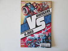 AVENGERS VS X-MEN EXTRA XMEN N°2 TTBE/NEUF