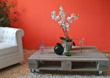 Tisch > Teak - Holz  Couchtisch  massiv > Impressionen > Palettenform >