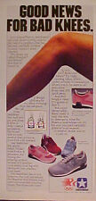 1983 Converse Phaeton~Selena Tennis~Running Shoes Promo Trade Print Ad