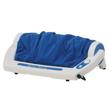 Reflex Roller Foot Leg Arm Chi Waist Back Thigh Pro Massager Machine Full Body