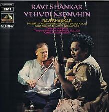 LP INDIA RAVI SHANKAR & YEHUDI MENUHIN
