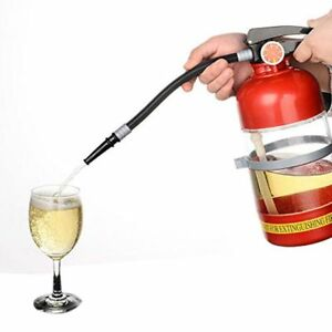 Fire Extinguisher Wine Dispenser Drink Beer Cocktail Liquor Pump Party Machine