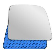 Right wing adhesive mirror glass for Ford Tourneo Connect 2013-2019 795RS