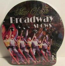 Magic of the Broadway Shows CD 3 Discs NEW Phantom of the Opera etc