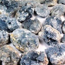 400 g Coelestin Stufen Madagaskar A - Qualität Coelestinstufe Stufe Geode Druse