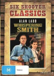 Whispering Smith (DVD) NEW/SEALED [Region 4]