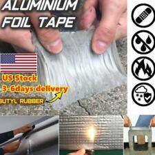 Aluminum Foil Magic Repair Adhesive Tape Super Strong Waterproof Tape Butyl-Seal