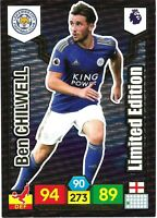 PANINI ADRENALYN XL PREMIER LEAGUE 2019/20 BEN CHILWELL LIMITED EDITION