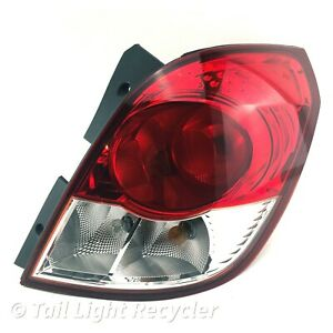 OEM 2008 2009 2010 Saturn Vue Right (Passenger Side) Tail Light Lamp Clean Shiny