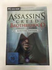 PC - Assassins Creed Brotherhood - Auditore - Edition
