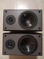 I.Q. hochwertige HiFi Zweiwege Lautsprecher L30