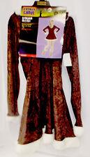 Eskimo Kisses Adult Costume Dress OSFM NWT