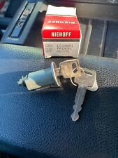 Ignition Switch & Ignition Lock Cylinder for Ford F-350, Bronco, E-150 Econoline