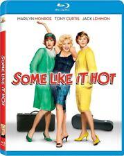 Some Like It Hot (Blu-ray, 1959) Marilyn Monroe