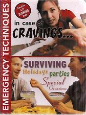 Emergency Techniques In Case of Cravings Double CD Bonus Pack