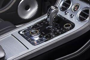 Bentley Bentayga GT GTC 2017-18 Beluga Black Chrome Gear Shift Knob OEM NEW