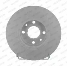 RENAULT Clio III 1.2 64 Dischi Freno Anteriore Pastiglie Set Kit 260mm VENTILATO