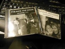 Cry Now, Cry Later Vol.s 1-4 (2 CD) Crom Spazz Los Crudos Soilent Green Dystopia