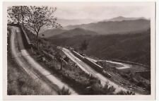 France; Hairpins Nr Peira Cava PPC, Near Luceram, Unposted, c 1950's