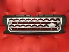 Land Rover Discovery 3 Grey & Silver Front Grille - Disco 4 Style But Fits D3