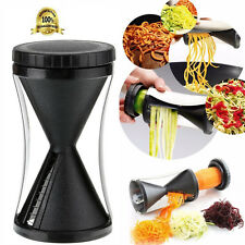 Vegetable Spiral Slicer Cutter Spirelli Kitchen Tool Spiralizer Twister Grater