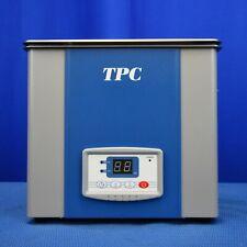 Tpc Dentsonic Uc 400 Dental Ultrasonic Cleaner 359l 38 Qt Cleaning Unit