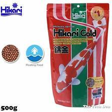 Hikari Gold Large 500g - Goldfish and Koi Fish Food Pellet