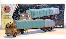 Scammell Crusader Sheeted Flatbed Trailer-Eastern BRS-Limited Edition