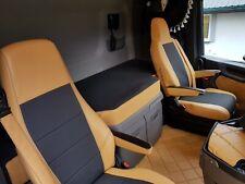 Scania NEW Generation S/R Komplett-Set Kunstleder Sitzbezüge in Wunschfarbe