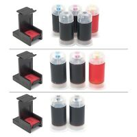 InkPro Ink Refill Box Kit for HP 60/61/62/63/64/65/121/300/901/XL Cartridges