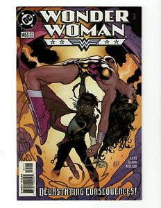 WONDER WOMAN #145 (VF-NM) 1999