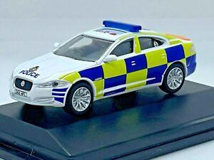 Oxford Diecast 76XF008 1/76 Jaguar XF 'Surrey Police'