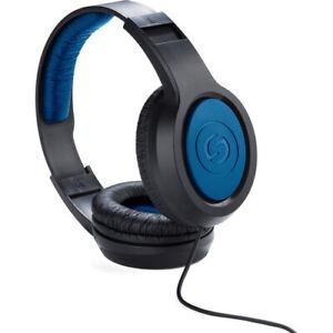 Samson SR350 Over Ear Stereo Studio Monitoring Music Headphones - Blue